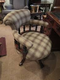 mid victorian walnut upholstered desk chair
