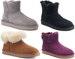 ugg sale today 54 99 reg 75 ugg s mini winter boots free