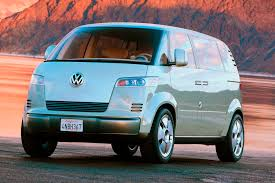 volkswagen minibus side view volkswagen microbus concept the hippie wagon for the 21st century