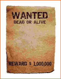 100 microsoft word wanted poster template wanted poster