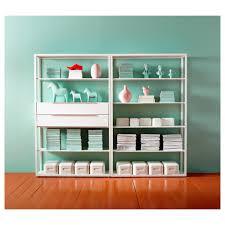 fjälkinge shelving unit white 118x193 cm ikea