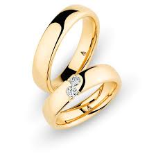 christian bauer wedding rings christian bauer wedding rings 18 carat gold 2 brilliants