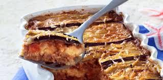 goosto fr recette de cuisine moussaka facile et pas cher recette sur cuisine actuelle