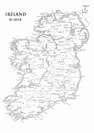 beautiful printable map of ireland 38 for your download coloring
