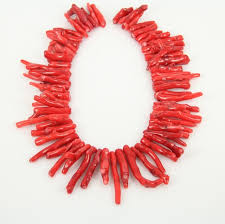 coral necklace antique images Aa natural bamboo vintage coral necklace long thinner genuine red jpg