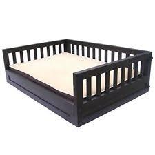 wood machine washable dog beds ebay