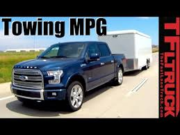2016 ford f 150 limited 3 5l ecoboost v6 towing mpg review