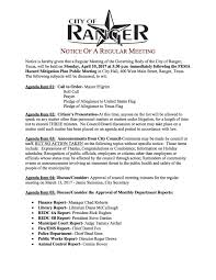 Black And White Texas Flag City Of Ranger Meeting Monday April 10 Eastland County Today