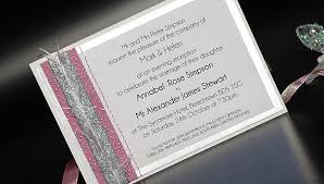 handmade wedding invitations evening handmade wedding invitations