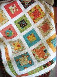 pdf quilt pattern lap or baby size quick and easy layer