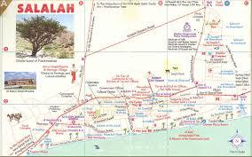 Map Of Oman Index Of Oman Mapas
