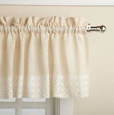 Cream Embroidered Curtains Embroidered Curtains Drapes U0026 Valances Ebay