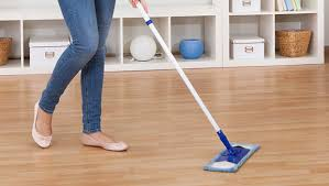 how to maintain and clean parquet floors at home
