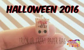 halloween 2016 trick or treat bag youtube