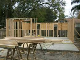 building a detached garage addition in florida photo gallery
