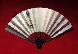 japanese folding fan japanese folding fan sensu utamaro ukiyoe japan style