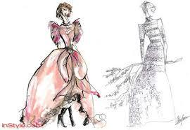 fabulous doodles fashion illustration blog by brooke hagel bella