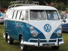 green volkswagen van people are crazy for the new vw bus here u0027s why