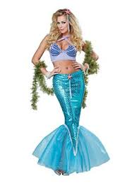 Ariel Mermaid Halloween Costume Mermaid Costume Ariel Mermaid