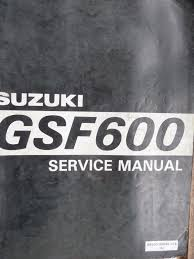 100 service manual gsf 600s suzuki bandit gsf reviews