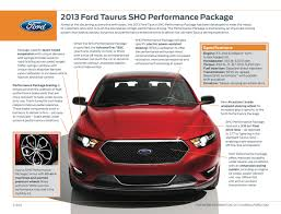 Sho Fast sho performance package turns taurus into a track car stangtv