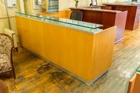 Arnold Reception Desks by Arnold Prismo Como Custom Reception Desk U2022 Peartree Office Furniture