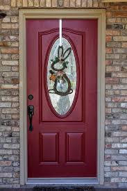 Exterior House Door What Front Door Color Goes With Light Brick Exterior House