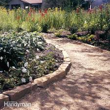 garden paths the family handyman