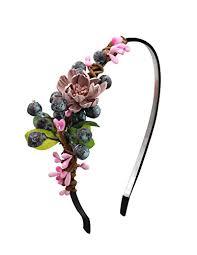 headbands for insun handmade fruits flower headbands for womens floral headbands