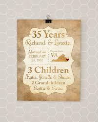 35 year anniversary gift a 17 legjobb ötlet a következőről 35 year anniversary gift a