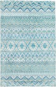 Teal Living Room Rug by Latitude Run Wan Hand Knotted Teal Area Rug U0026 Reviews Wayfair