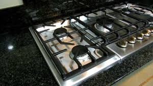 Gas On Glass Cooktop 36 Bosch 800 Series Ngm8654uc 5 Burner 36