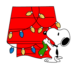 snoopy tree snoopy tree clipart