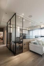 interior glass walls for homes igor sirotov il1 house concept bedroom modern