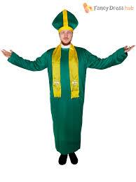 bishop halloween costume mens saint st patricks day costume fancy dress bishop piest