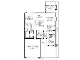 Empty Nest Floor Plans Empty Nester House Plans Affordable Empty Nester Home Plan