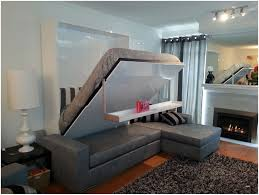 Murphy Bed Bookshelf Bedroom Wide Glass Windows 10 Images About Murphy Beds On
