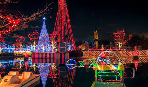 holiday lights kennywood