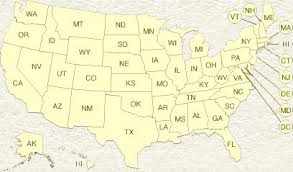 us map states only pask and paske families in the united states of america
