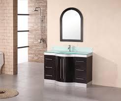 design element bathroom vanities design element dec024 gtp jade bathroom vanity cabinet tempered