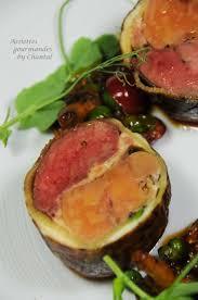 pigeon a cuisiner dodine pigeon foie gras recette de chef cuisson basse température