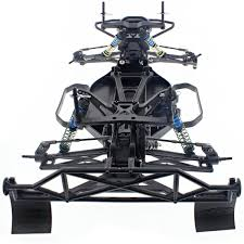 ae team associated 1 10 sc10 rs 2wd roller rolling chassis with