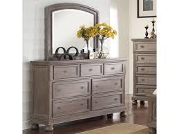 Mirror Chest Of Drawers New Classic Allegra 7 Drawer Dresser U0026 Mirror Set Beck U0027s