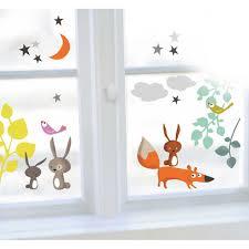 stickers animaux chambre bébé stickers animaux chambre bb stickers lapin with stickers jungle et