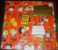 comic wrapping paper hallmark wrapping paper 34 listings