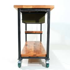 custom reclaimed wood kitchen island vancouver bc studio 126