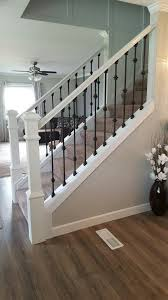 how stair railings might help the home look elegant staircases