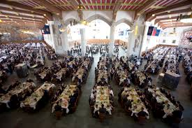 Hogwarts Dining Hall by United States Department Of Defense Defense Gov
