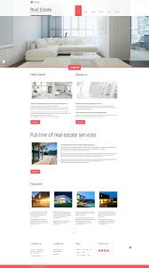Wordpress Real Estate Templates Free by Real Estate Agency Responsive Wordpress Theme 52174