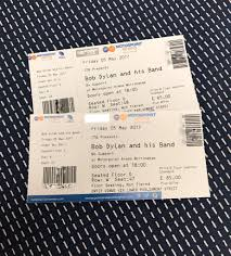 bob dylan tickets nottingham motorpoint arena 5th may in west